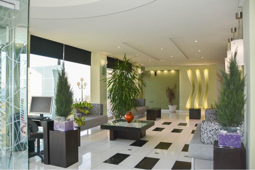 Reception - Lobby