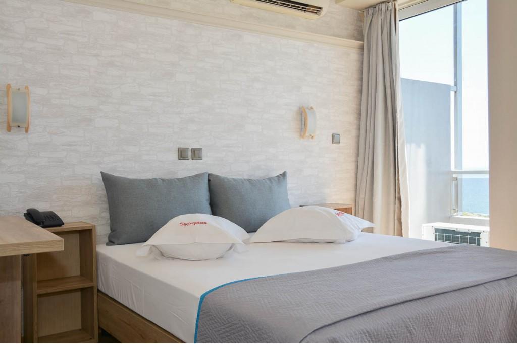 Δωμάτιο με θέα θάλασσα 1 Sea View Rooms