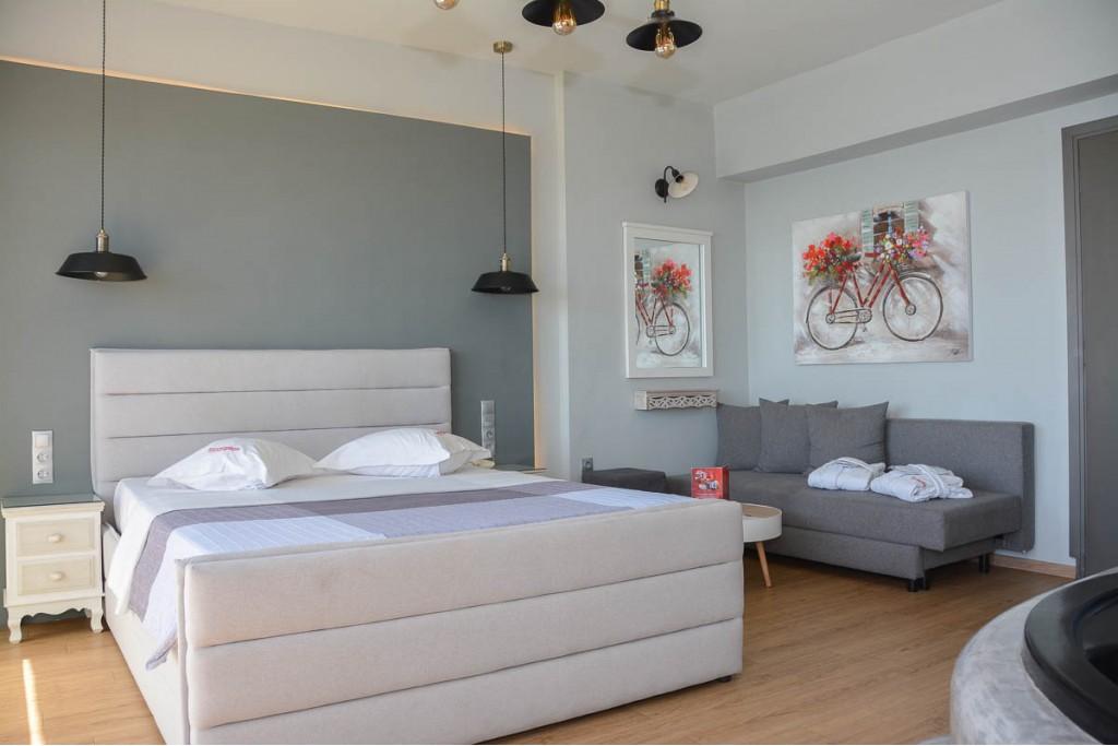 Deluxe Junior Σουίτα - Οικογενειακο Δωμάτιο 12 Junior Suites - Family Rooms