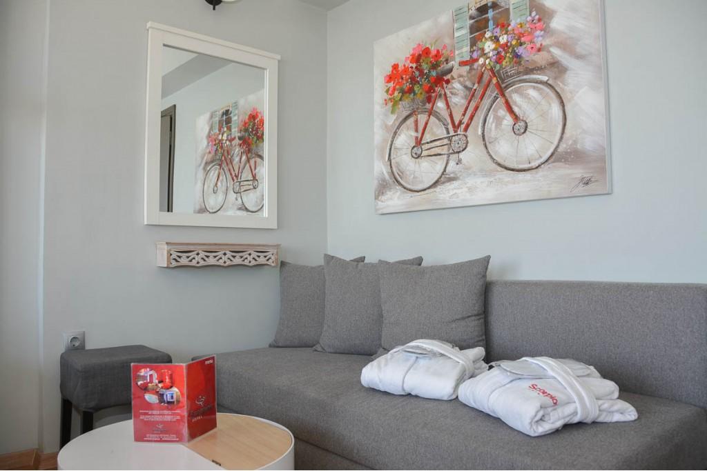 Deluxe Junior Σουίτα - Οικογενειακο Δωμάτιο 13 Junior Suites - Family Rooms