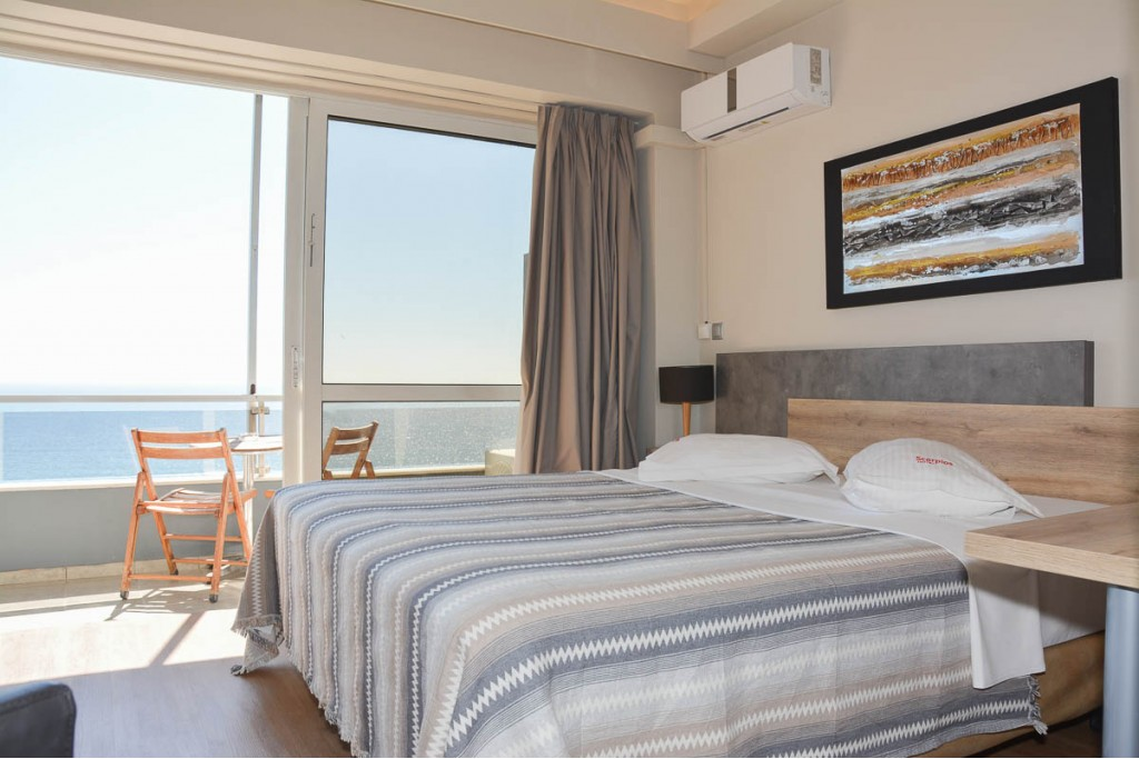 Δωμάτιο με θέα τη θάλασσα 3 Sea View Rooms