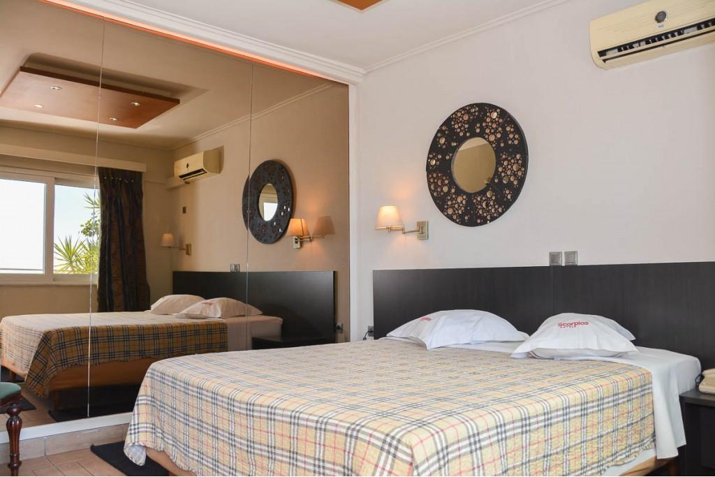 Δωμάτιο με θέα τη θάλασσα 5 Sea View Rooms