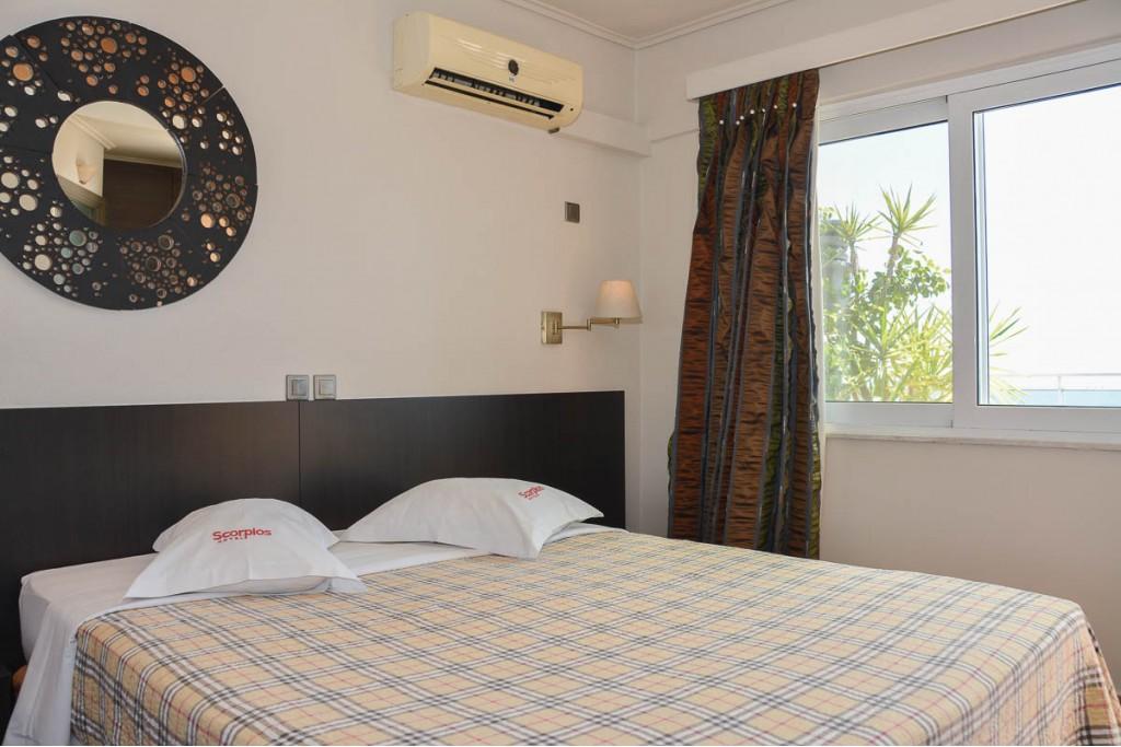 Δωμάτιο με θέα τη θάλασσα 6 Sea View Rooms