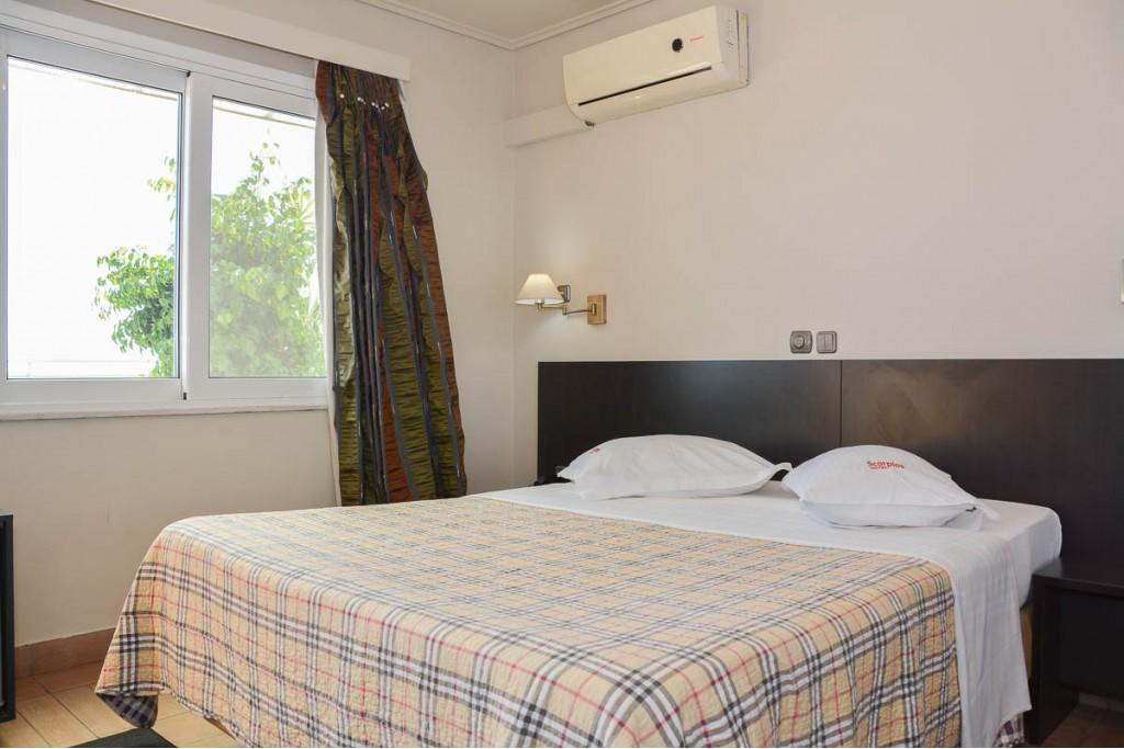 Δωμάτιο με θέα τη θάλασσα 10 Sea View Rooms