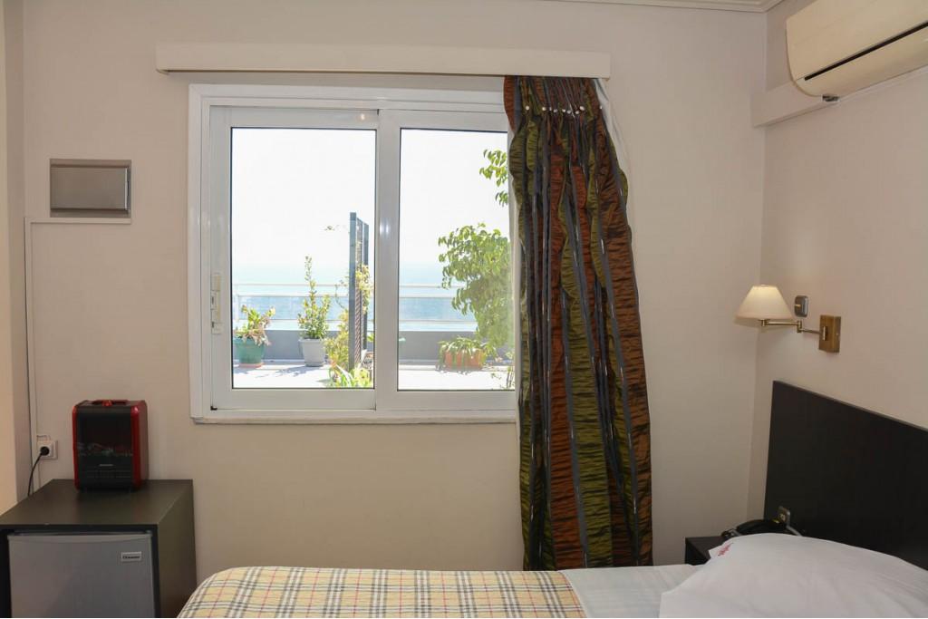 Δωμάτιο με θέα τη θάλασσα 11 Sea View Rooms