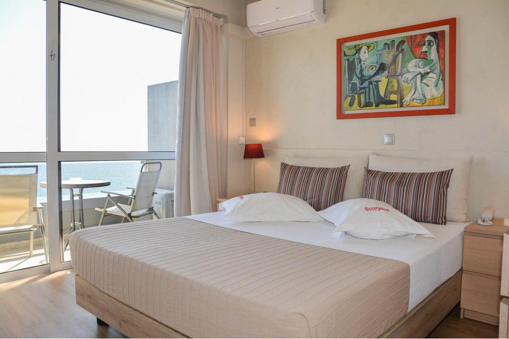 Δωμάτιο με θέα τη θάλασσα 19 Sea View Rooms