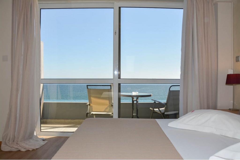 Δωμάτιο με θέα τη θάλασσα 18 Sea View Rooms