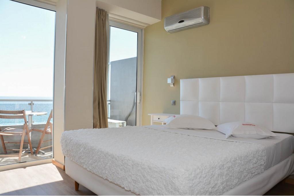 Δωμάτιο με θέα τη θάλασσα 15 Sea View Rooms