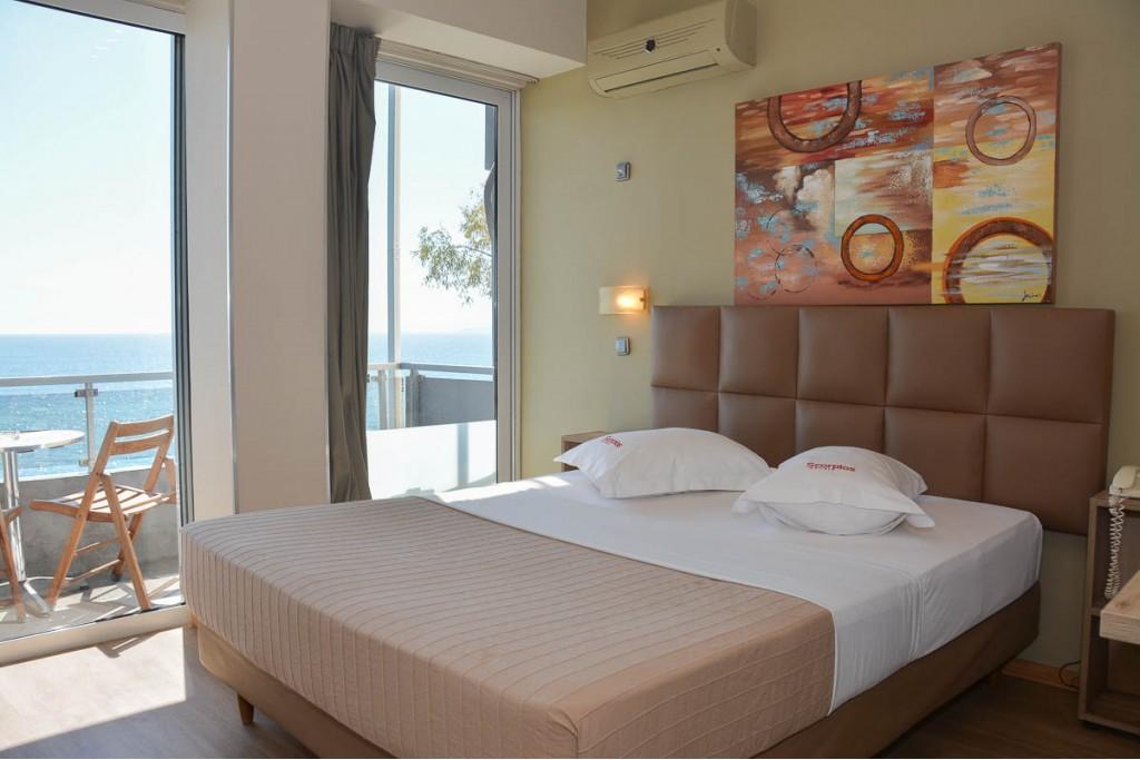 Δωμάτιο με θέα τη θάλασσα 27 Sea View Rooms
