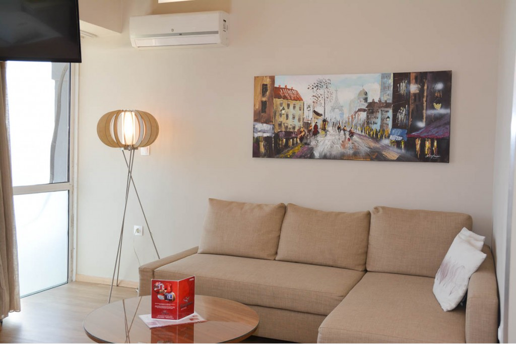 Deluxe Junior Σουίτα - Οικογενειακο Δωμάτιο 2 Junior Suites - Family Rooms