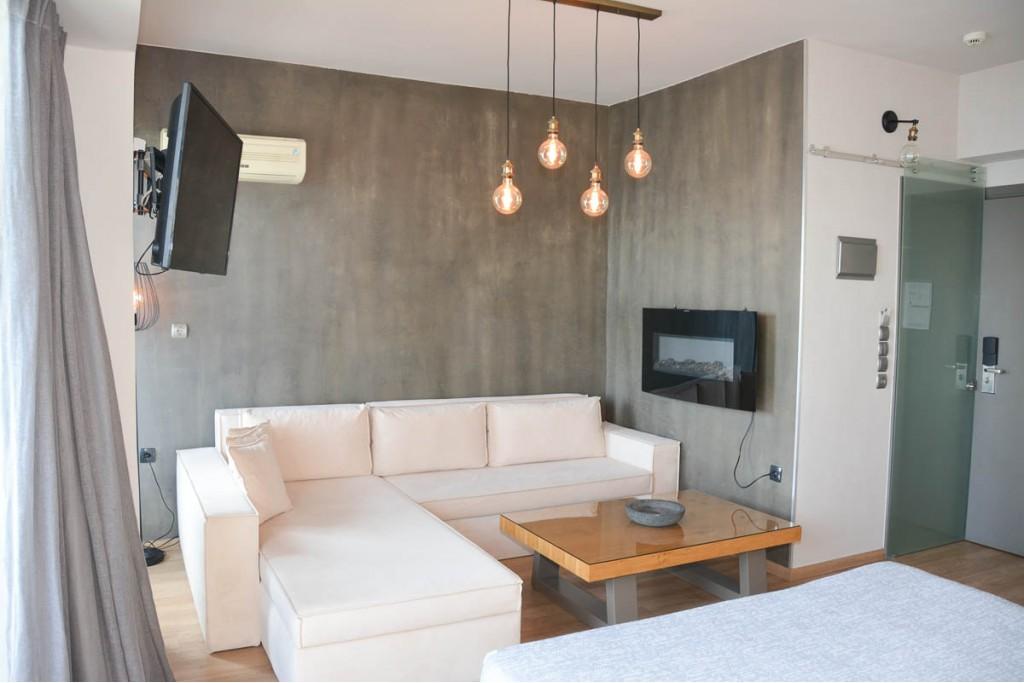 Deluxe Junior Σουίτα - Οικογενειακο Δωμάτιο 8 Junior Suites - Family Rooms