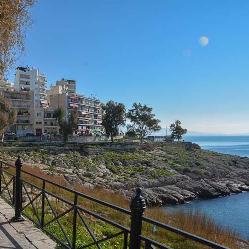 Η καλύτερη θέα του Πειραιά